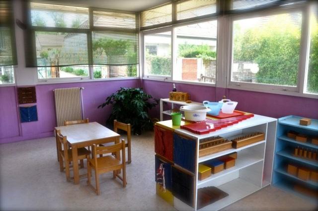 Montessori école maternelle