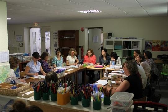 Montessori formation maternelle