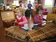 Montessori sens auditif