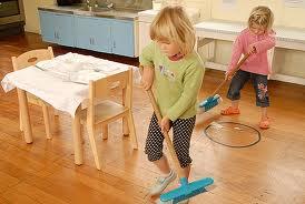 Montessori soin de l'environnement