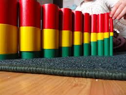 Montessori cylindres