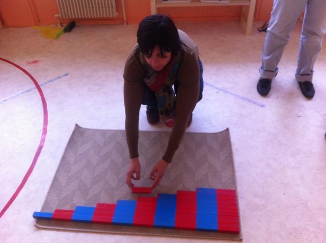 Montessori - formation